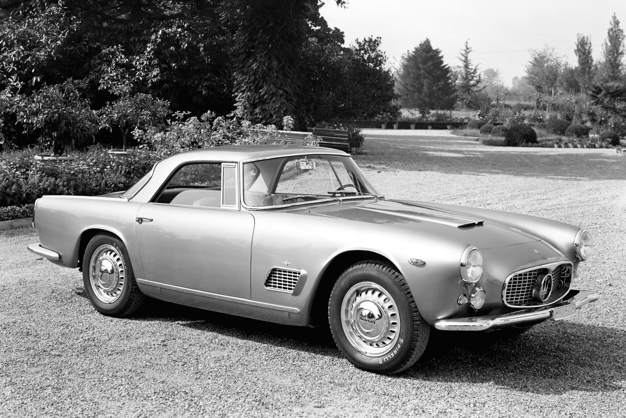 1958 61 touring maserati 3500 gt coupe 06